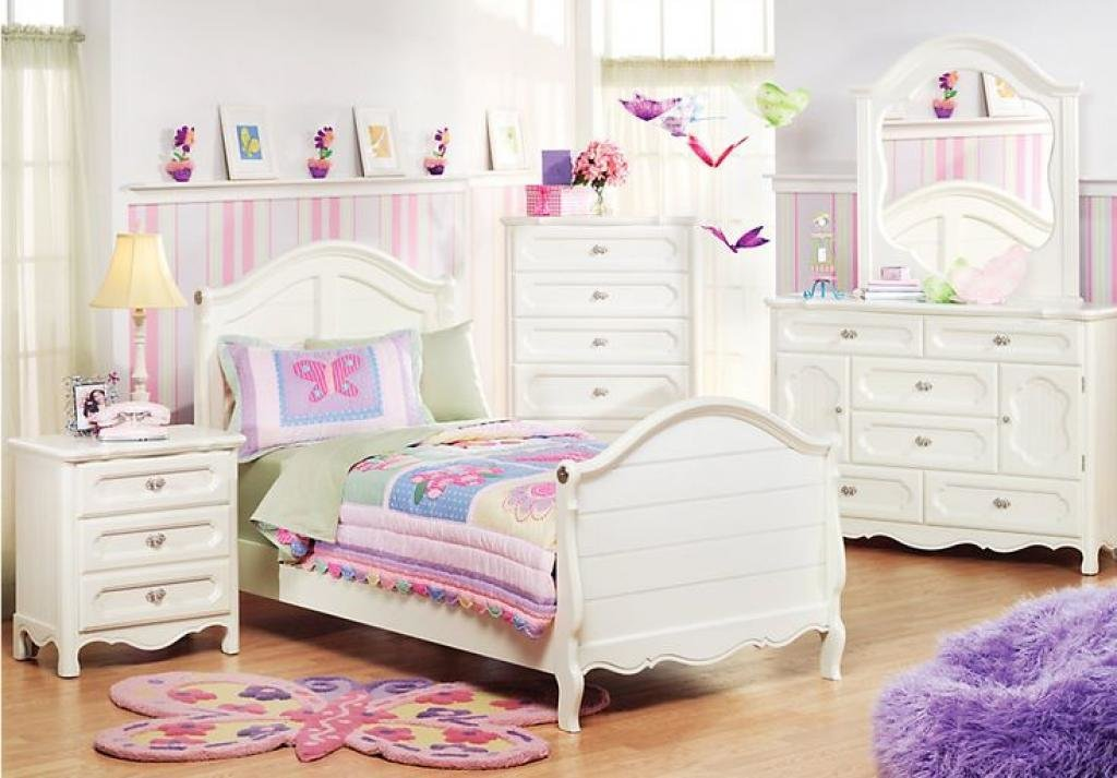 Best You Can Find Here About Girls White Bedroom Furniture With Pictures
