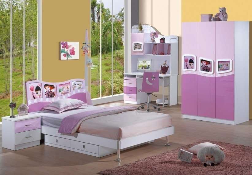 Best Kids Bedroom Furniture With Pictures