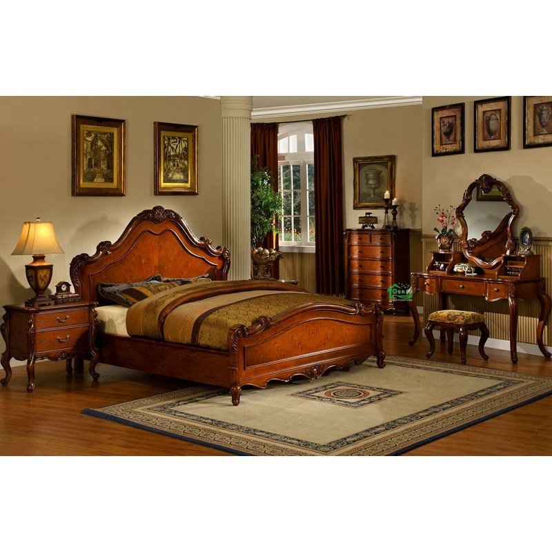 Best China Wooden Bedroom Furniture Chinese Furniture Yf With Pictures