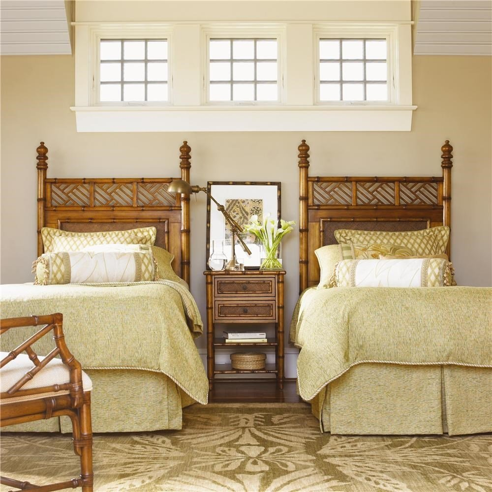 Best Tommy Bahama Home Island Estate Twin Bedroom Group Baer With Pictures