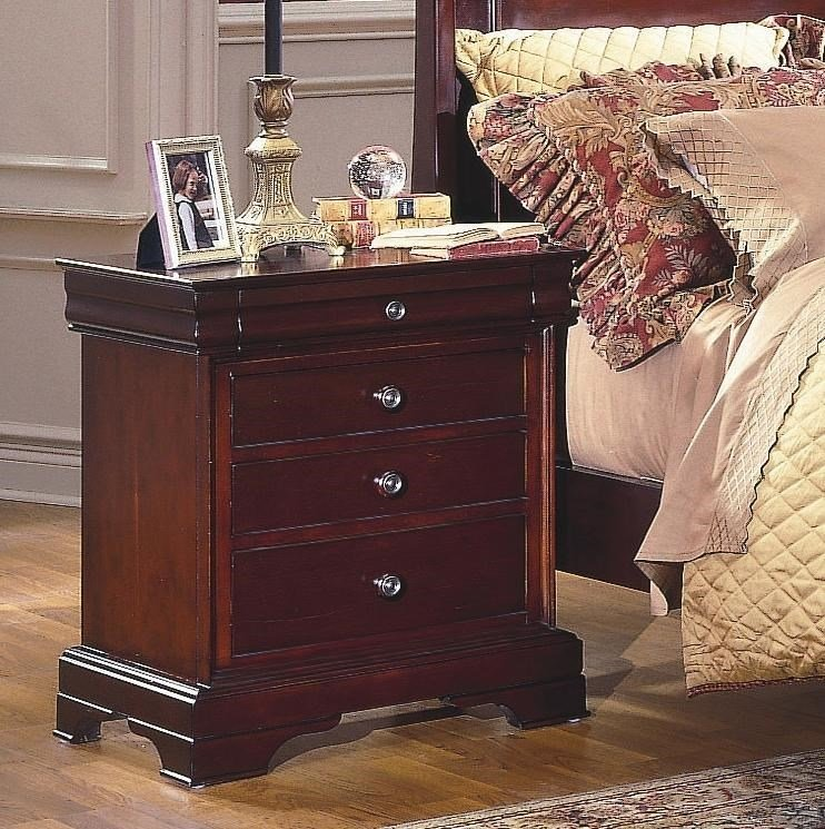 Best New Classic Versaille Bed Room Night Stand Dunk Bright With Pictures