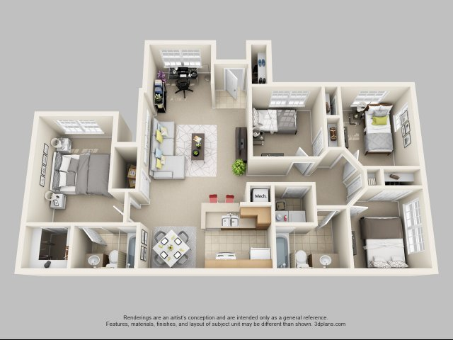 Best Brooke Commons Apartments Orlando Fl Apartment Finder With Pictures