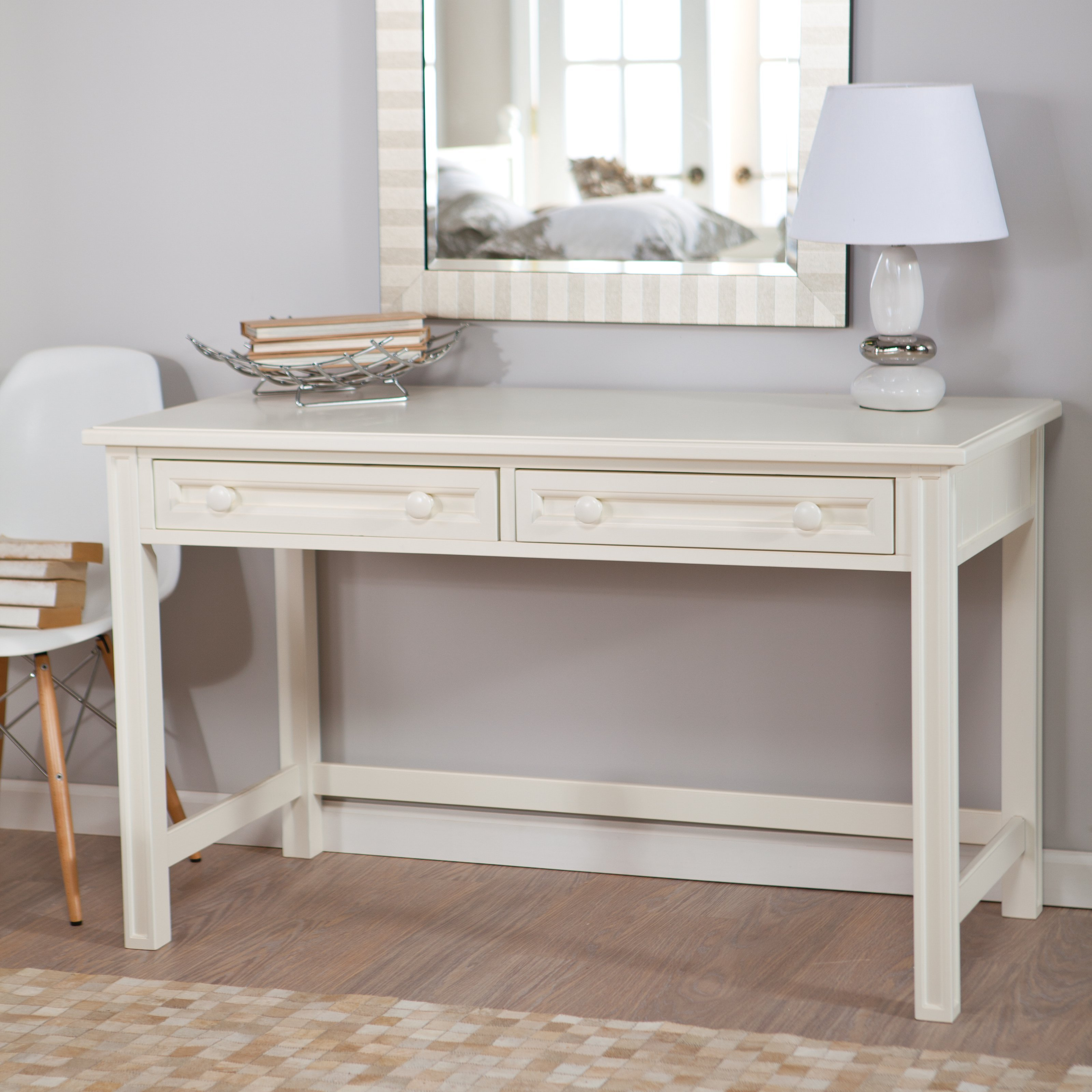 Best Belham Living Casey White Bedroom Vanity Kids Bedroom Vanities At Hayneedle With Pictures