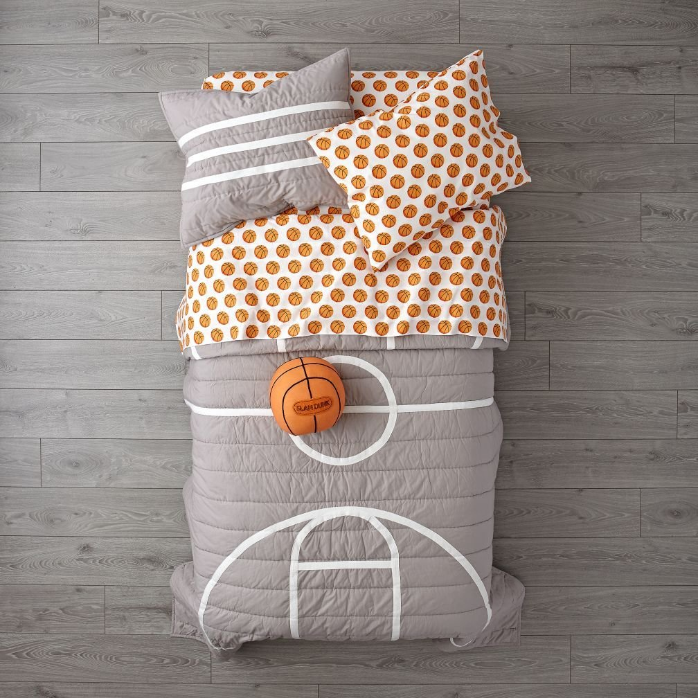 Best Nod Basketball Bedding The Land Of Nod With Pictures