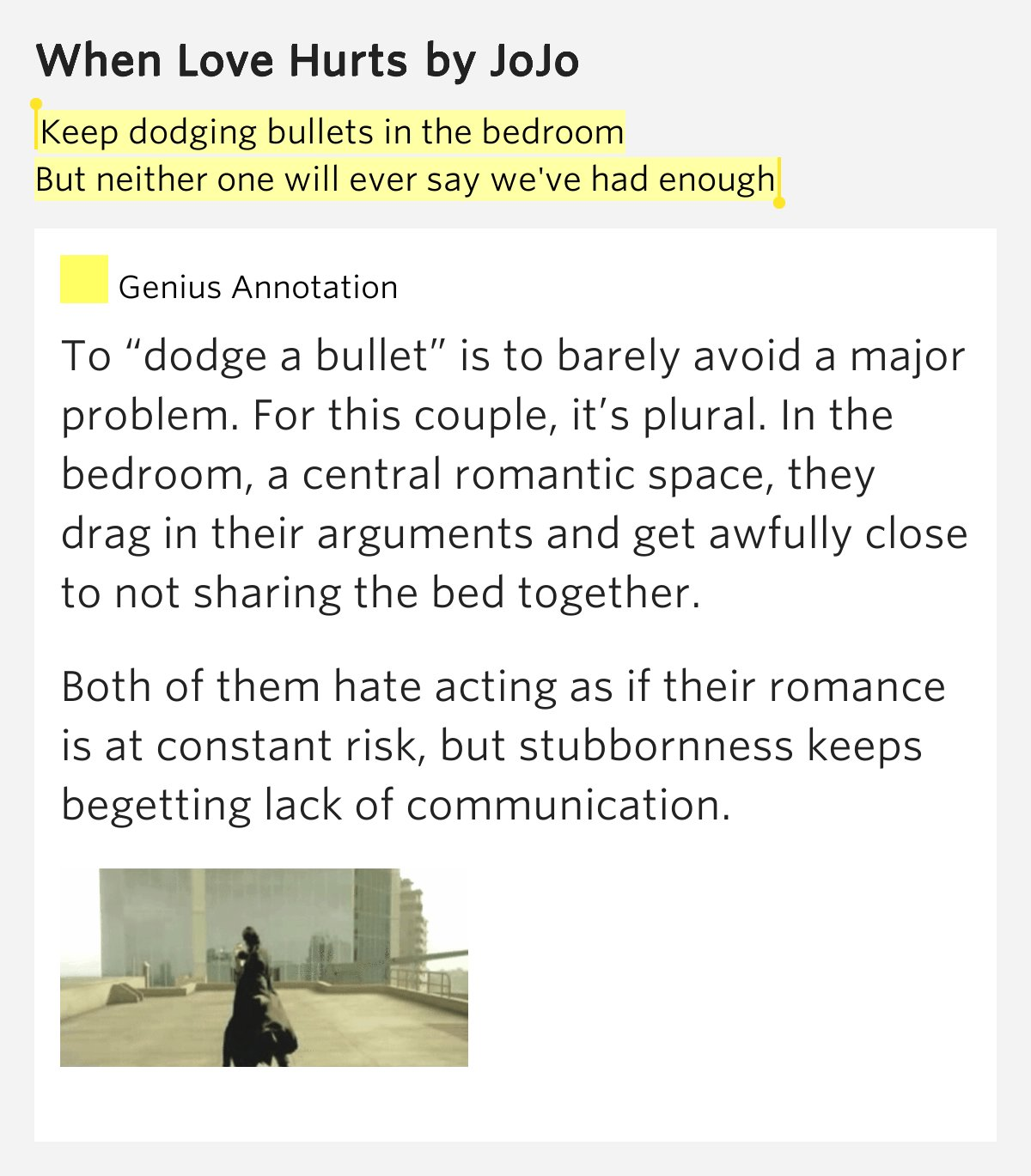 Best Keep Dodging Bullets In The Bedroom But Neither One Will With Pictures
