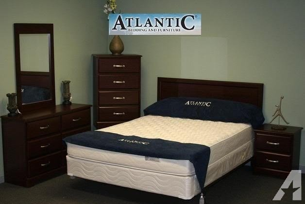 Best Brand New Cherry Bedroom Set Charlotte And Surrounding With Pictures