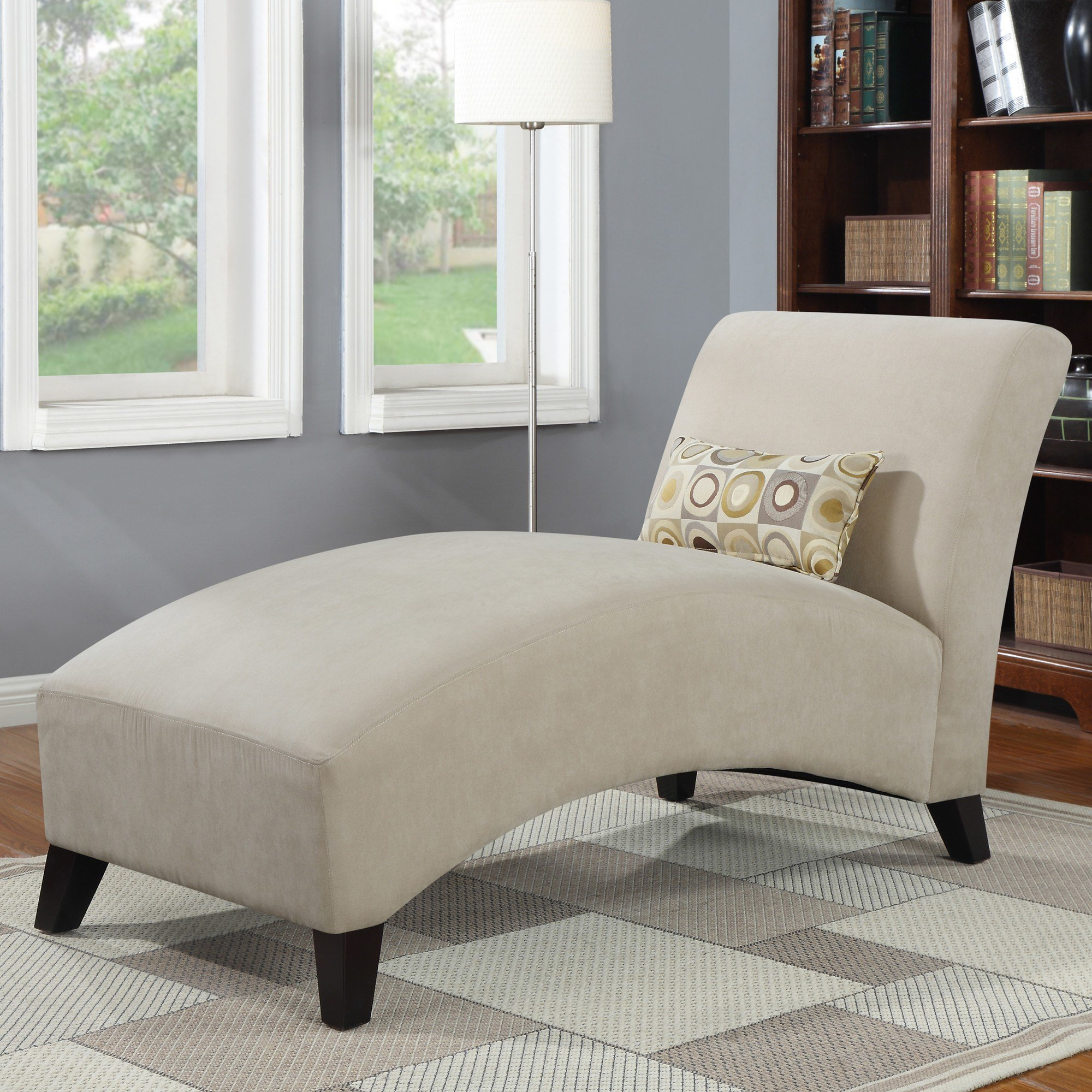 Best Chaise Lounge Modern Furniture Sofa Chairs Bedroom Indoor Office Couch Patio Ebay With Pictures