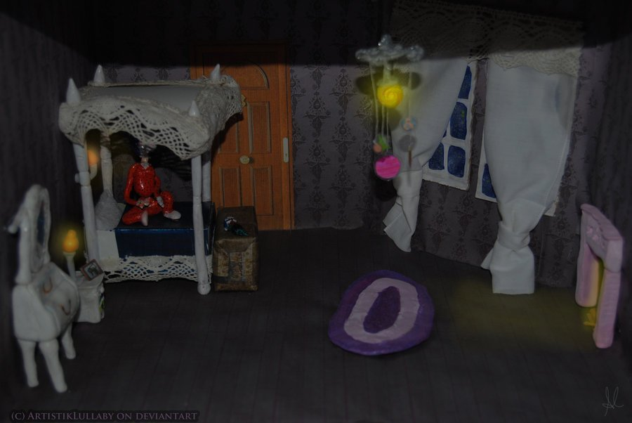 Best Coraline S Bedroom By Artistiklullaby On Deviantart With Pictures