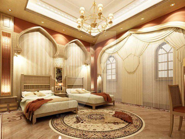 Best Islamic Bed Room By Bent Masrya On Deviantart With Pictures
