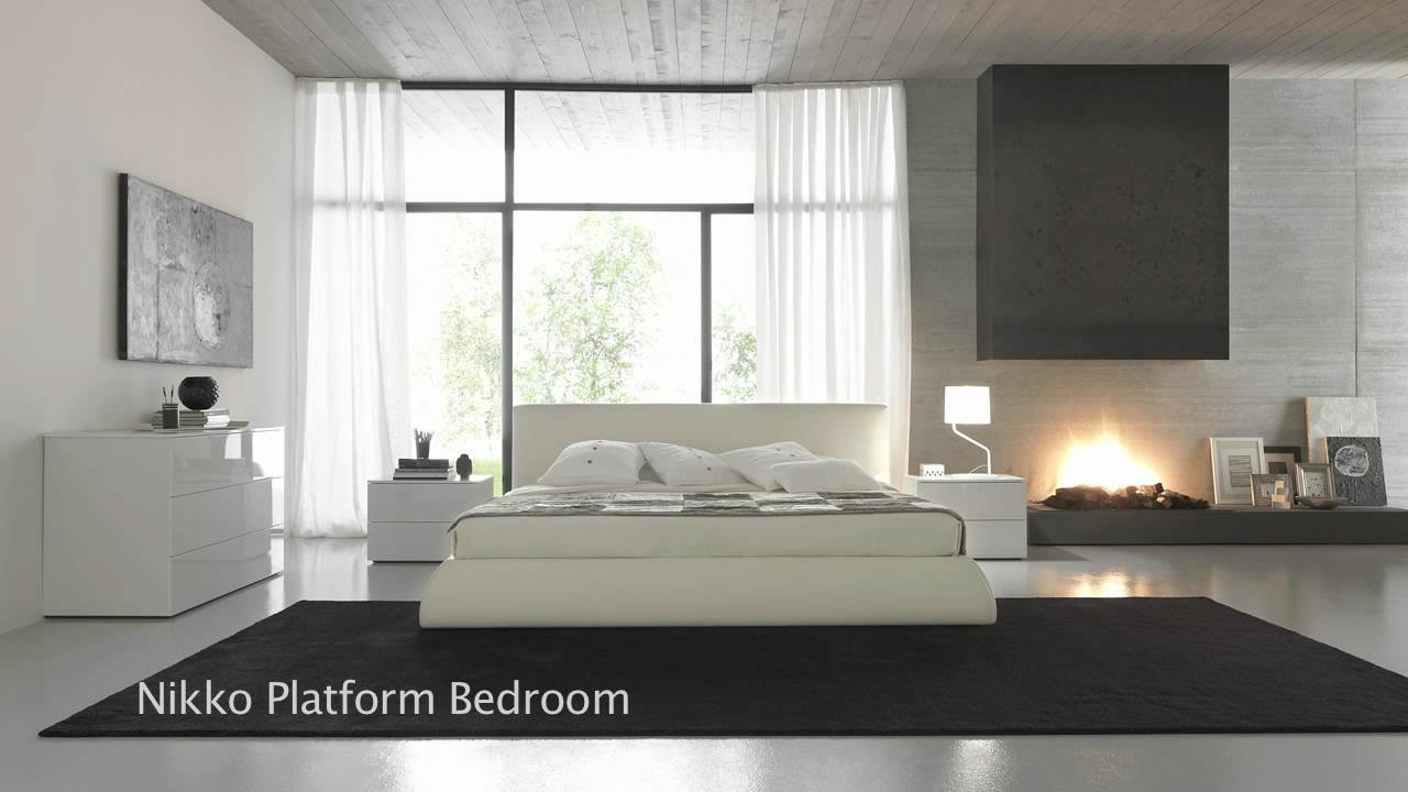 Best Modern Japanese Style Platform Beds Bedroom Furniture With Pictures