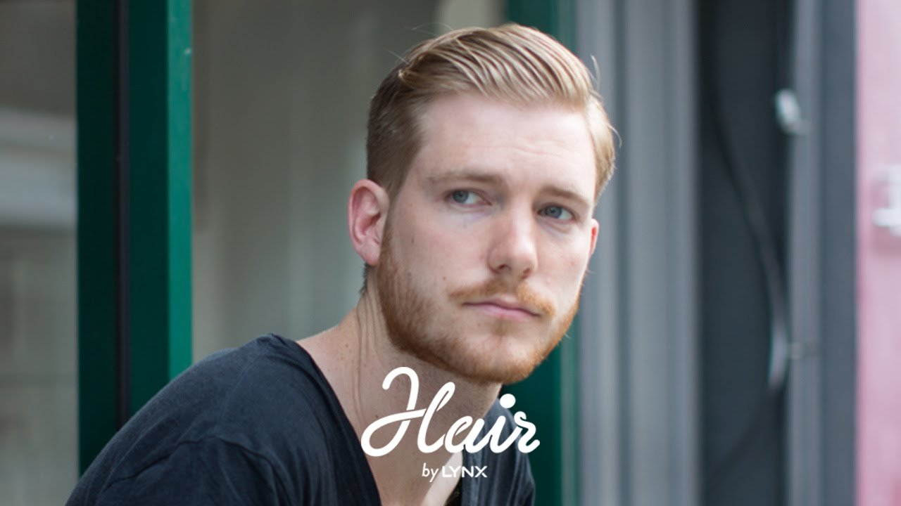 Free Hair By Lynx How To Style A Quiff Men S Short Wallpaper