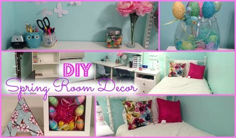 Best Diy Spring Room Decorations More Youtube With Pictures