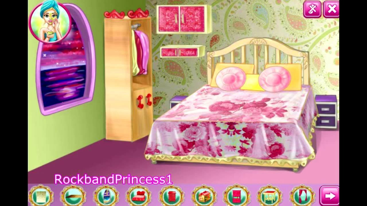 Best Barbie Decoration Games House Decoration Game Barbie With Pictures