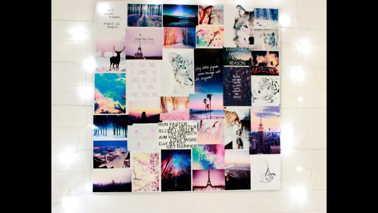 Best Diy Tumblr Inspired Room Decor Youtube With Pictures