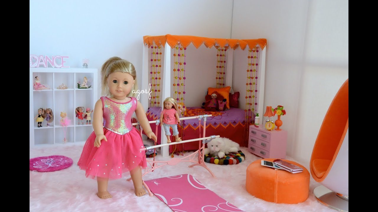 Best American Girl Doll Isabelle Bedroom Hd Watch In Hd With Pictures