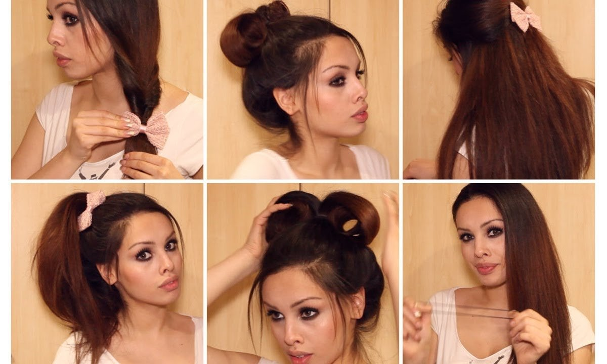 Free Running Late Quick Easy Hairstyles For School Wallpaper