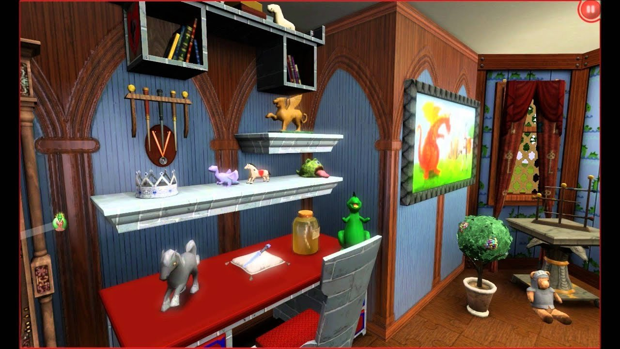 Best The Sims 3 Bedroom Ideas For Boys Part 1 Youtube With Pictures