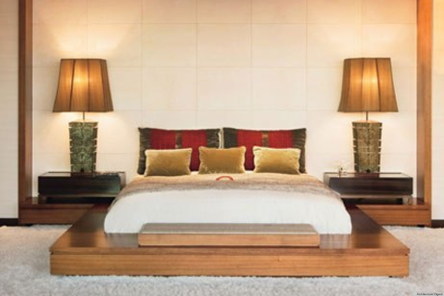 Best 10 Celebrity Bedrooms From Architectural Digest That We With Pictures