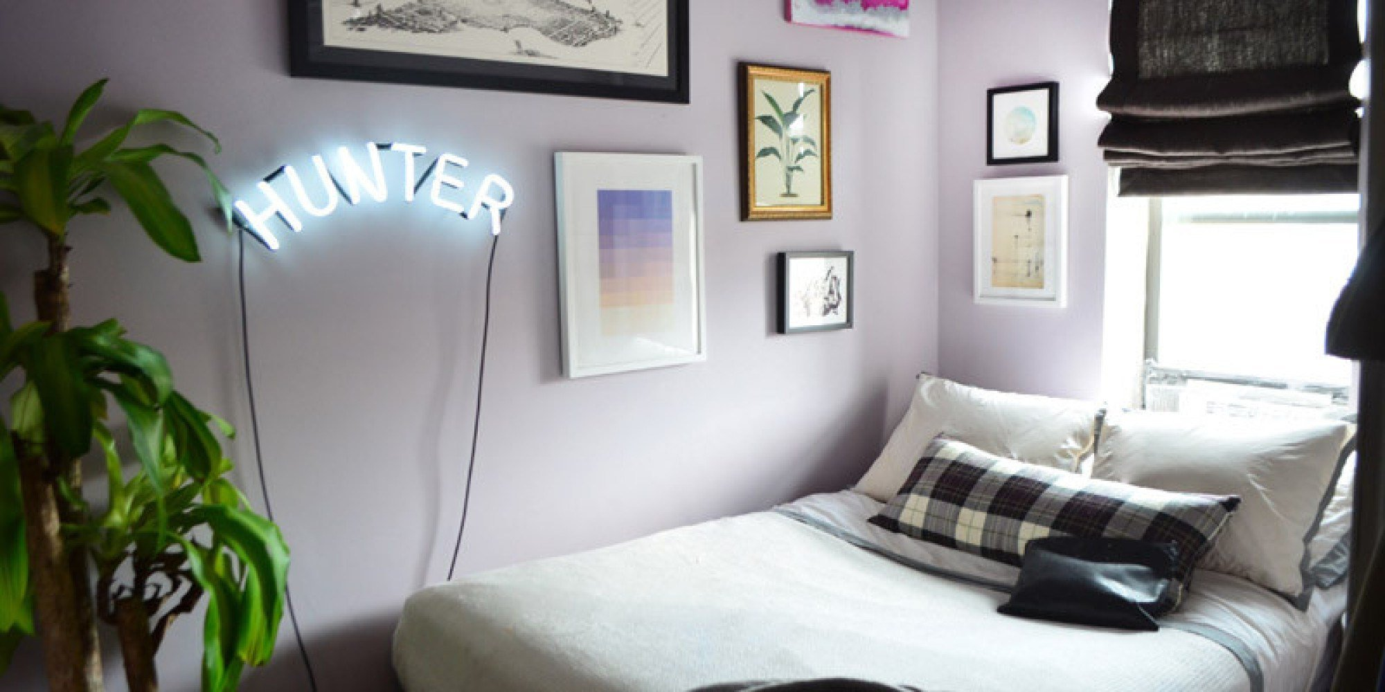 Best Small Bedroom Tricks From A Real Life Tiny Home Huffpost Uk With Pictures
