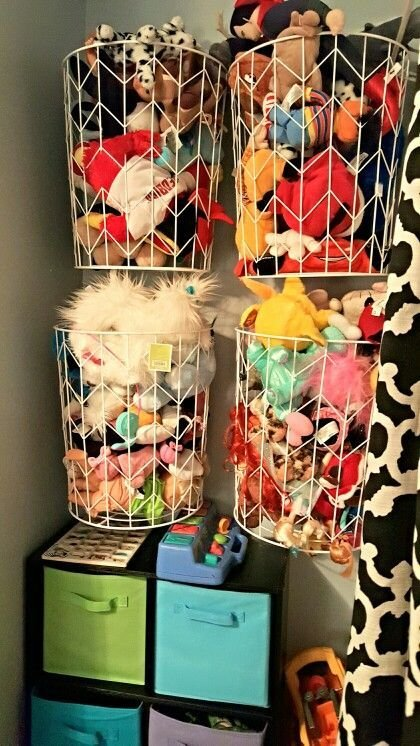 Best 26 Comfy Stuffed Toys Storage Ideas Shelterness With Pictures