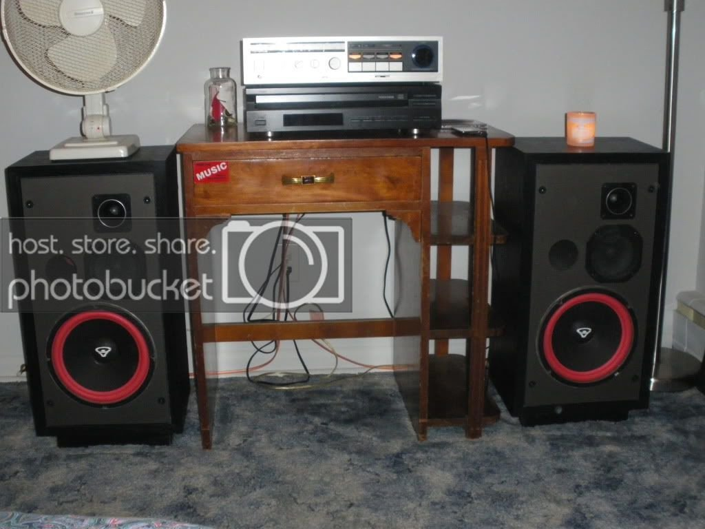 Best Pics Of My New Subwoofer And Bedroom Setup Audiokarma With Pictures
