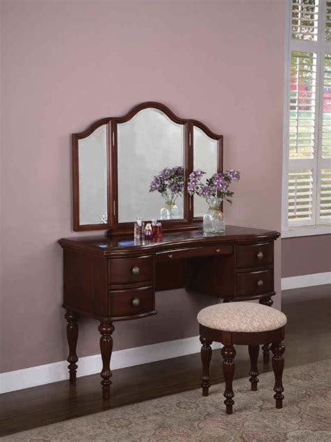 Best Bedroom How To Add Value On Antique Bedroom Vanities With Pictures