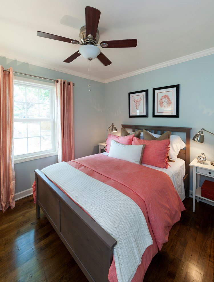 Best Magnificent Coral Wall Paint Mode Charlotte Beach Style With Pictures