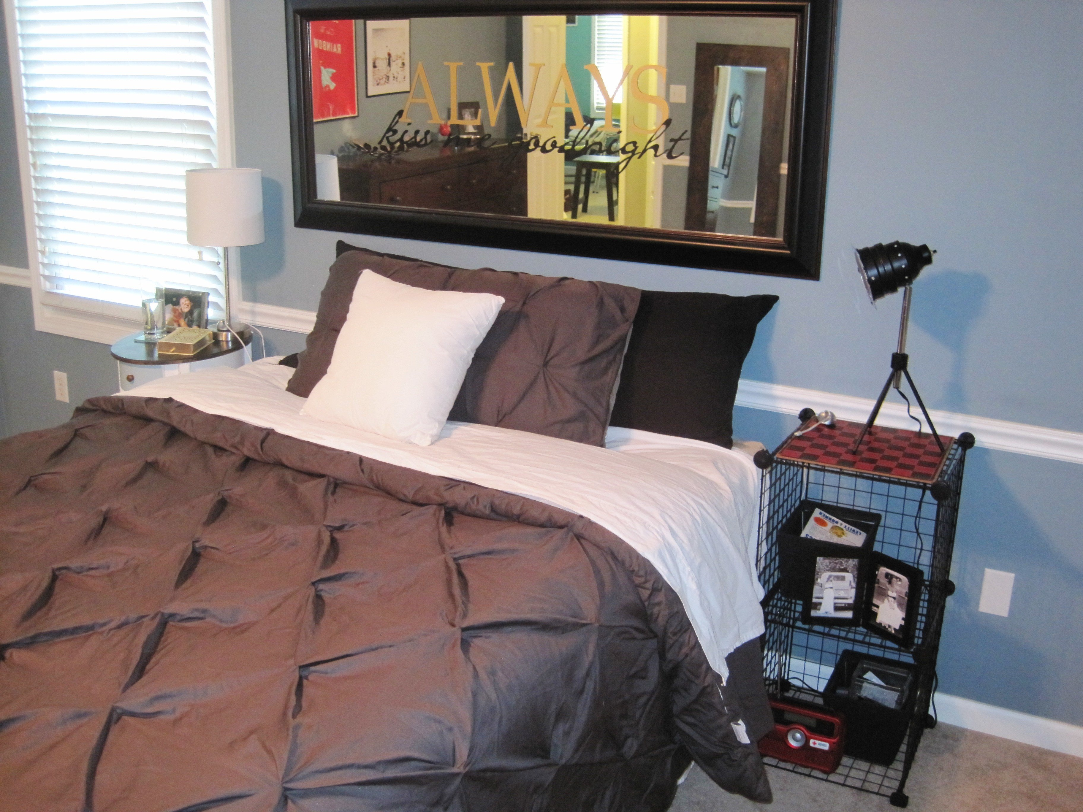 Best Right On Target A Bedroom For Both Of Us Loving Here With Pictures