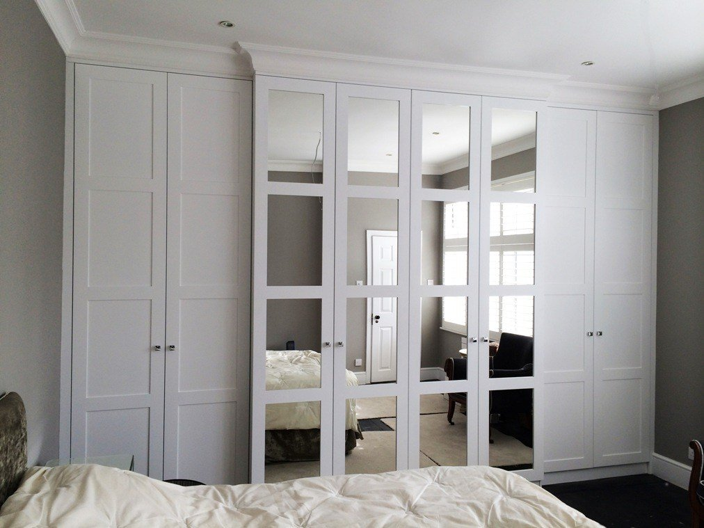 Best Fitted Bedrooms Built In Wardrobes London Bespoke With Pictures
