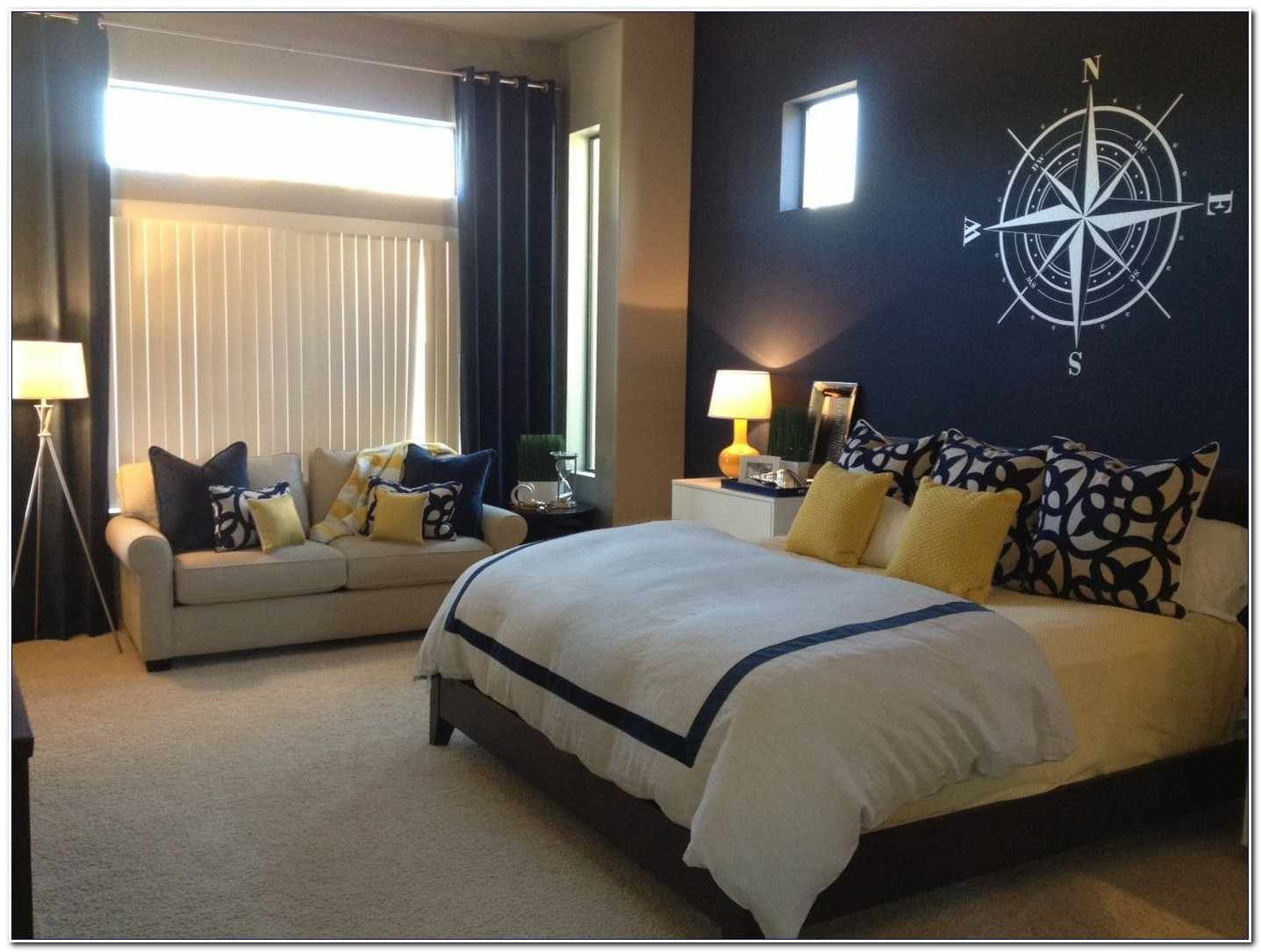 Best Nautical Theme Bedroom • Bedroom Ideas With Pictures