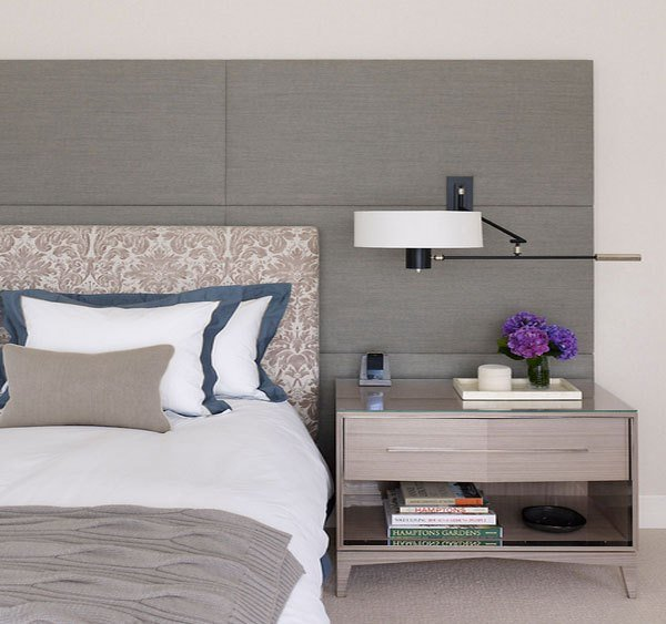 Best Bed Lamps Wall Mounted Lighting And Ceiling Fans With Pictures