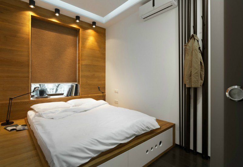Best Contemporary 40 Square Meter 430 Square Feet Apartment With Pictures