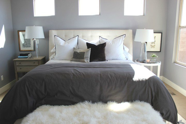 Best Great Bedroom Ideas With Mismatched Nightstands Decoholic With Pictures