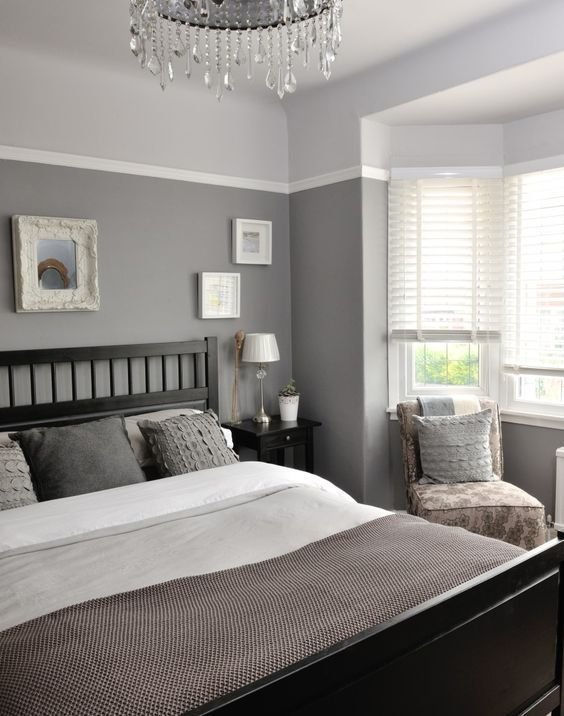 Best 40 Gray Bedroom Ideas Decoholic With Pictures