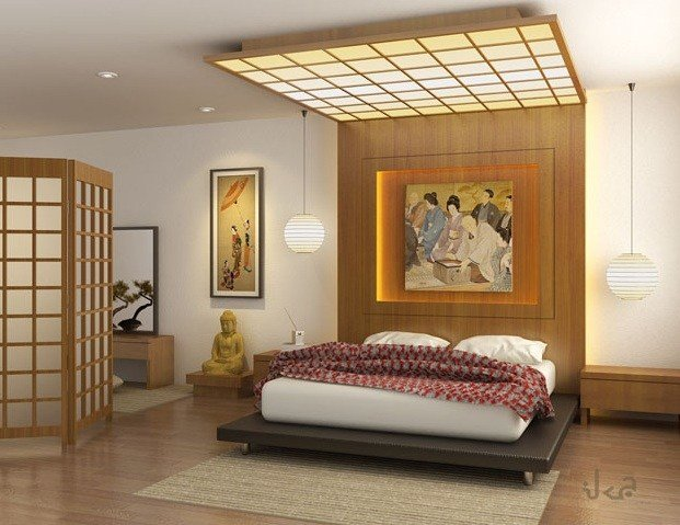 Best 19 Bedroom Japanese Style And Design Inspiration With Pictures