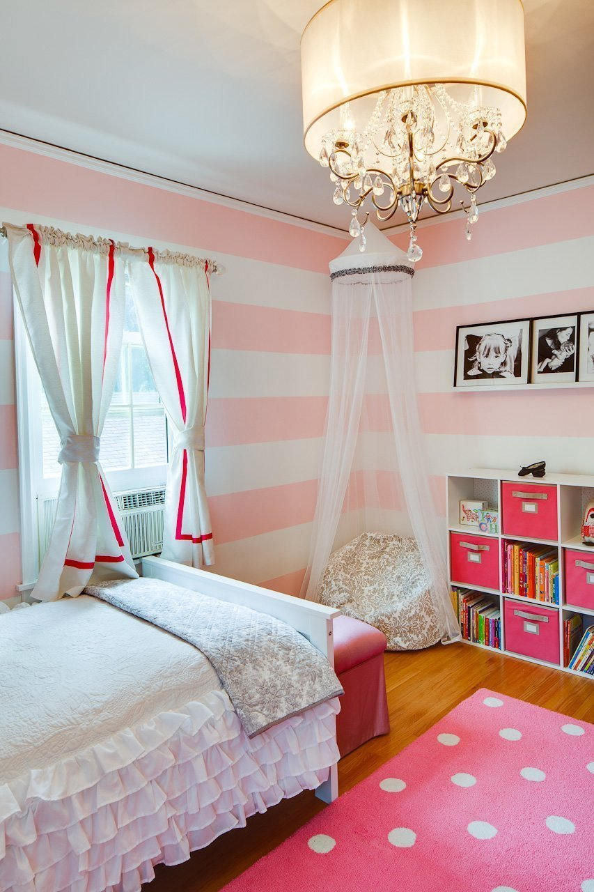 Best Kids Room Powerful Pink Combination Interior Small With Pictures