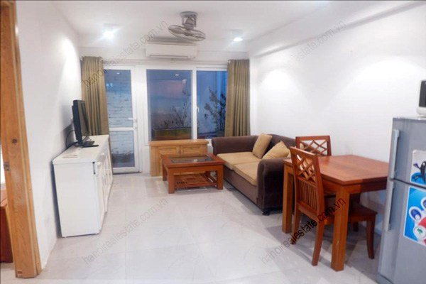 Best Cheap Price One Bedroom Serviced Apartment For Rent In To Ngoc Van With Pictures Original 1024 x 768