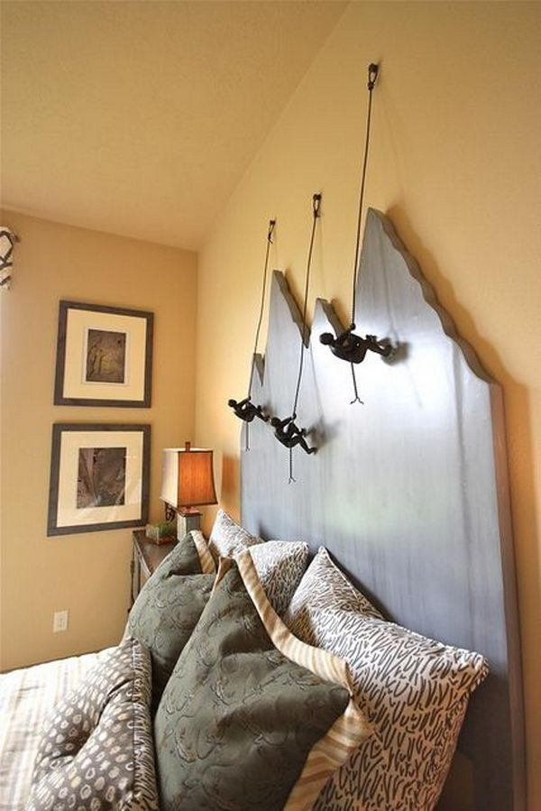 Best 20 Creative Headboard Decorating Ideas Hative With Pictures