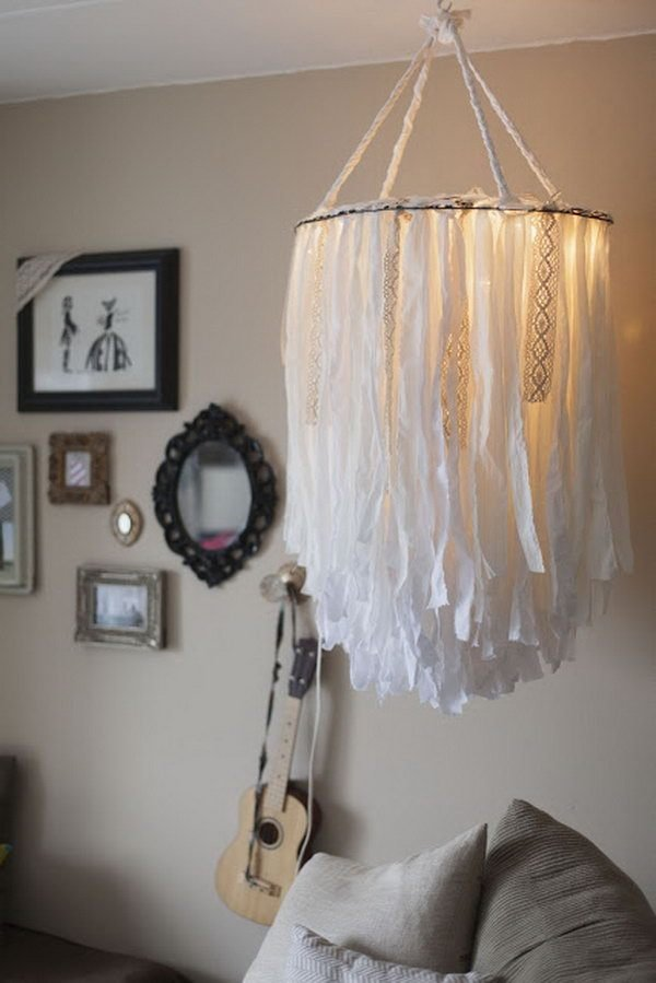 Best 25 Fantastic Diy Chandelier Ideas And Tutorials Hative With Pictures