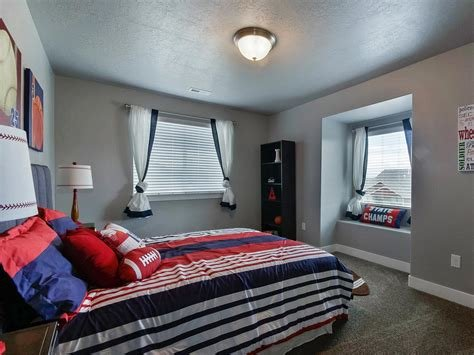 Best Two Story Bedroom 2Nd New Homes In Eagle Mountain Utah Heatherwood Homes With Pictures
