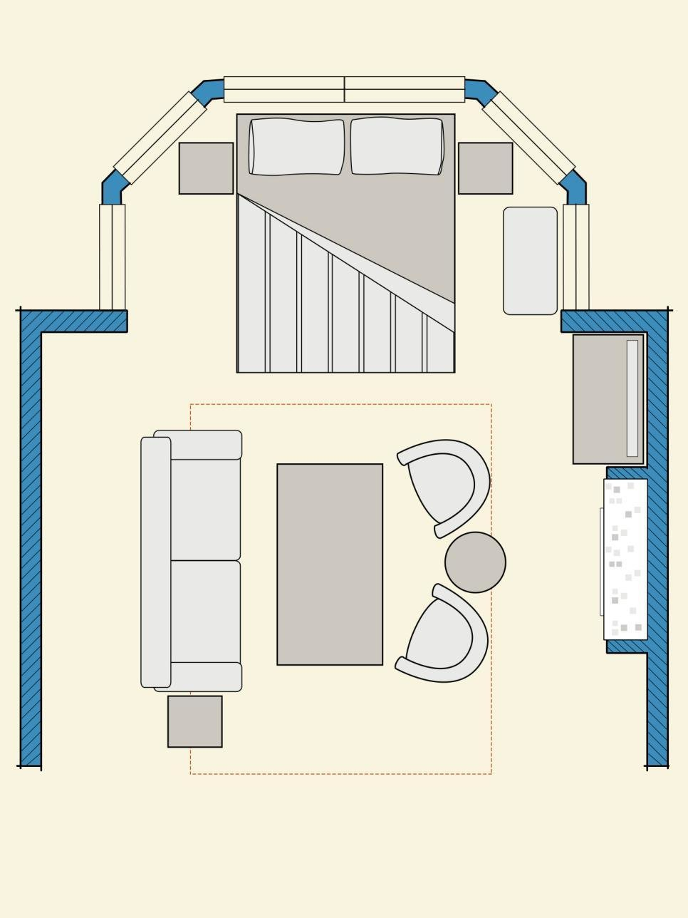 Best Bedroom Floor Plans Hgtv With Pictures