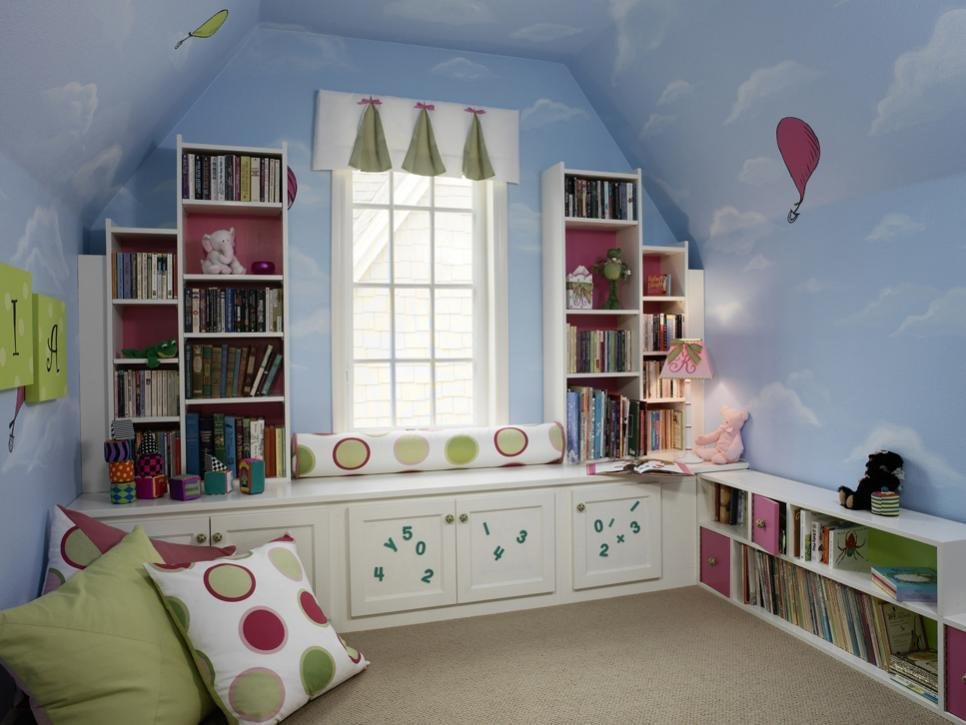 Best 8 Ideas For Kids Bedroom Themes Hgtv With Pictures