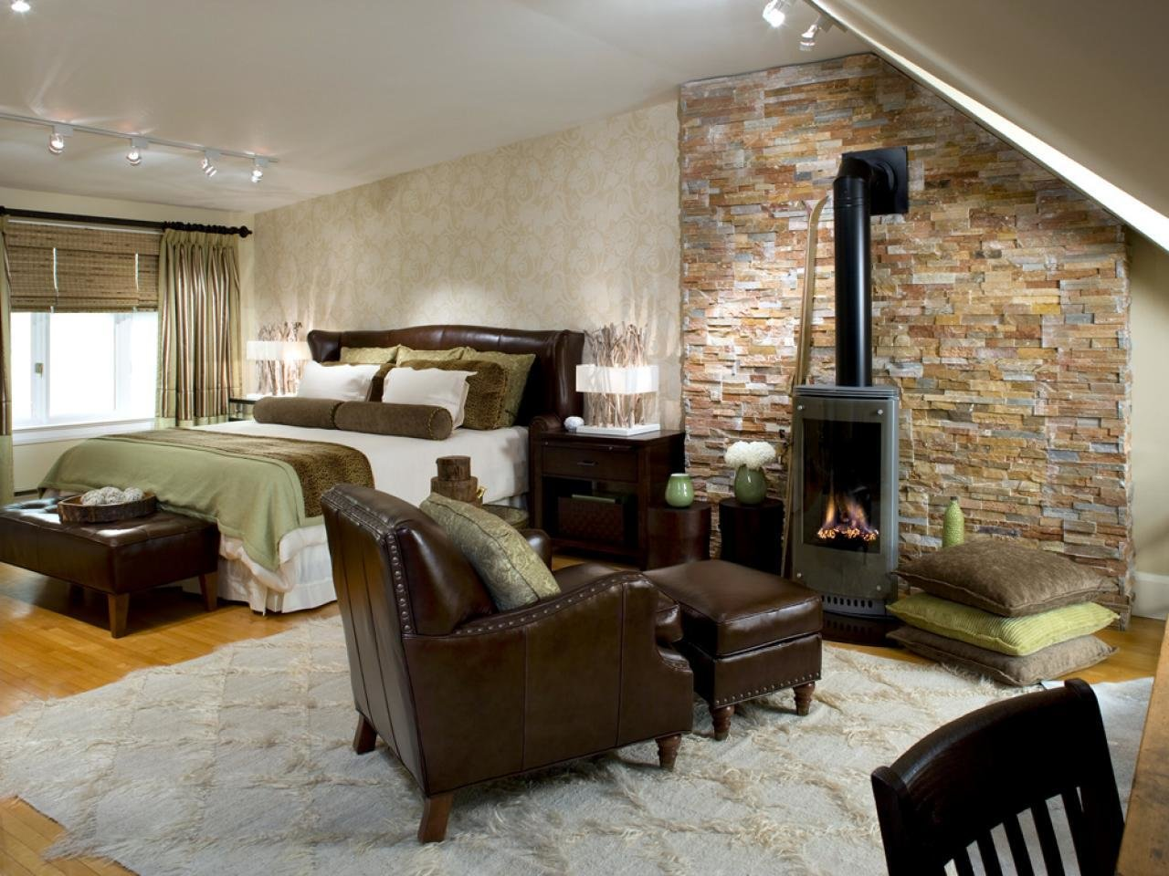 Best His And Hers Master Bedroom Hgtv With Pictures