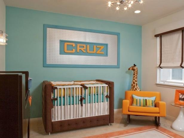 Best Nursery Decorating Ideas Hgtv With Pictures