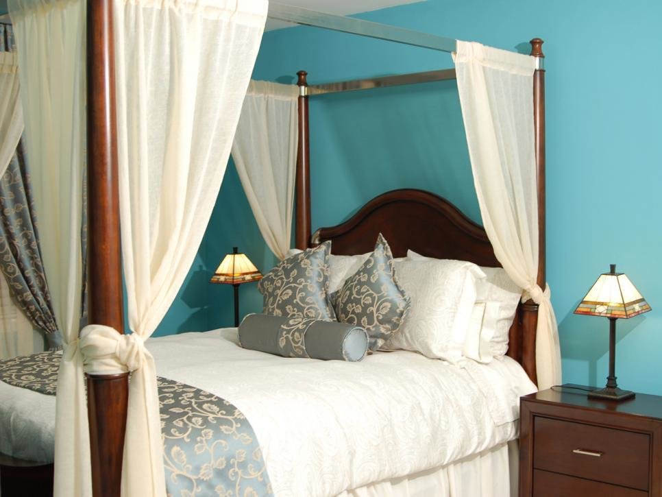 Best Canopy Bed Ideas Hgtv With Pictures