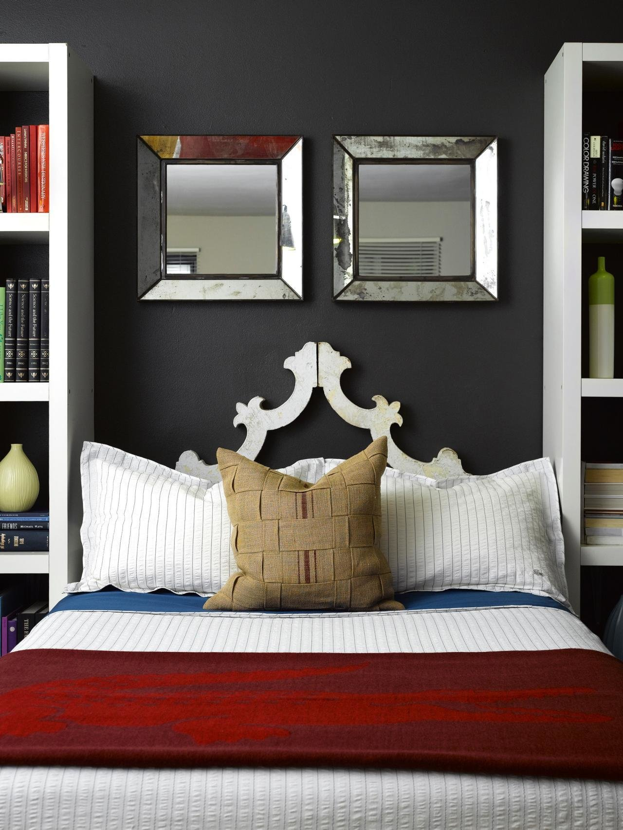 Best How To Hang A Heavy Mirror Hgtv With Pictures