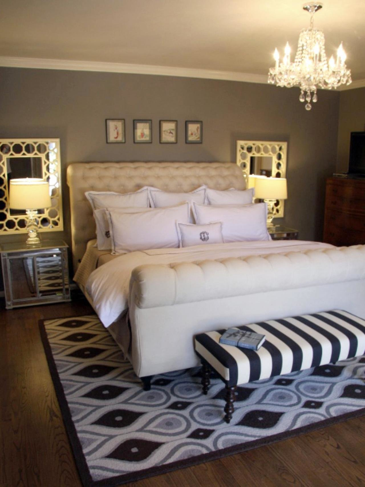 Best Designing The Bedroom As A Couple Hgtv S Decorating With Pictures