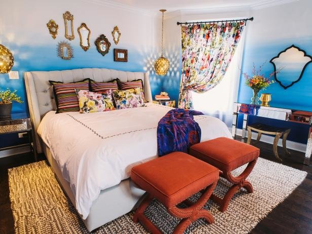 Best Eclectic Bedroom Ideas Hgtv With Pictures