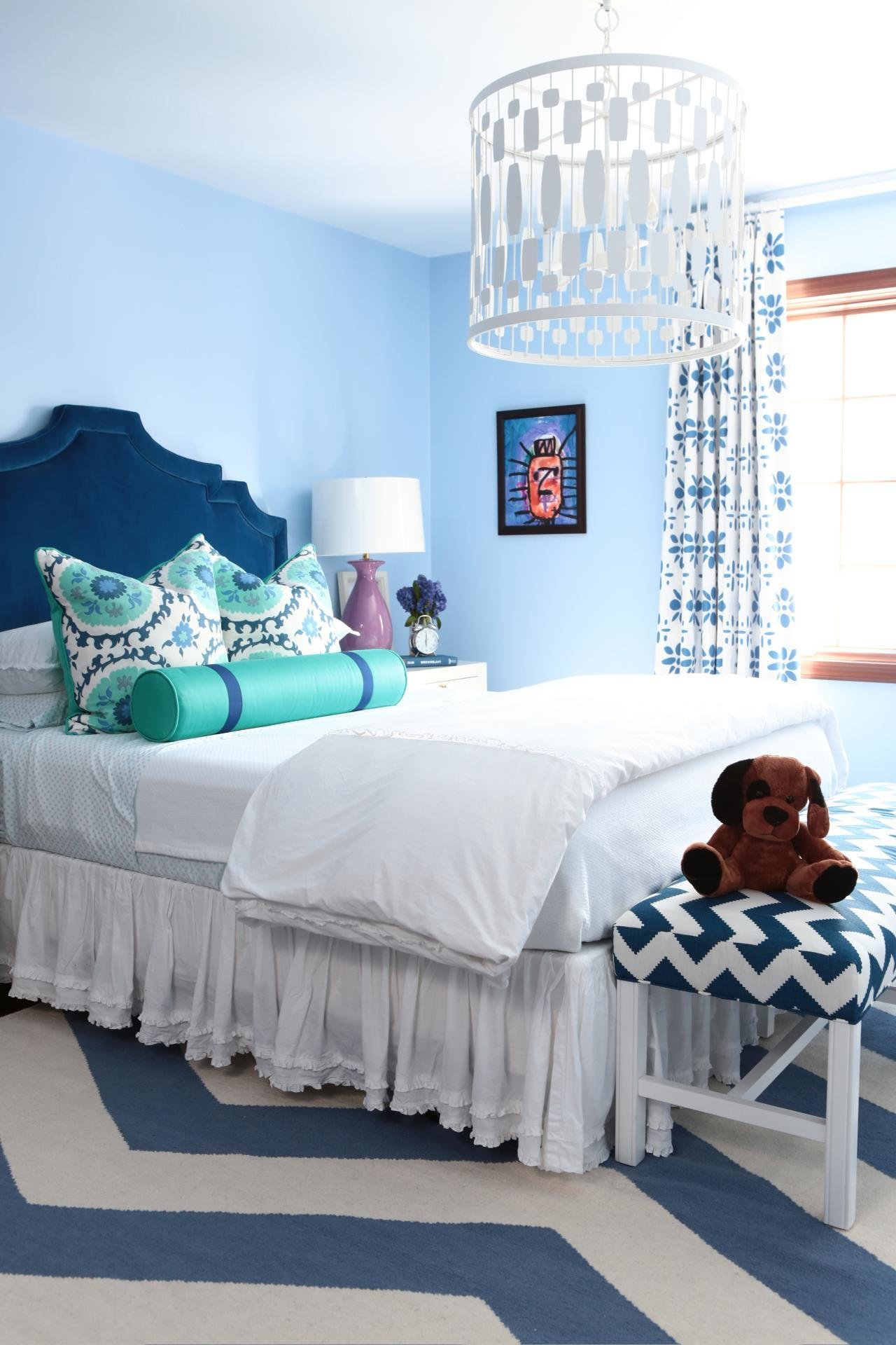 Best Cool Colorful Girl S Room 2014 Hgtv With Pictures