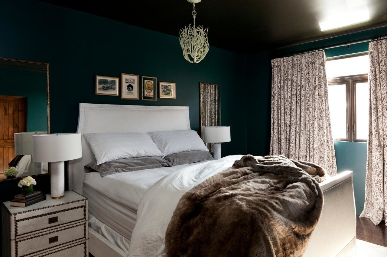 Best Master The Art Of Moody Wall Colors With These Pro Tips Hgtv S Decorating Design Blog Hgtv With Pictures